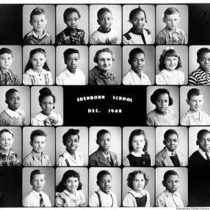 Edenborn School, 1948