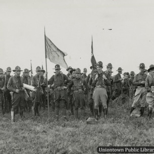 National Guard Unit 1933